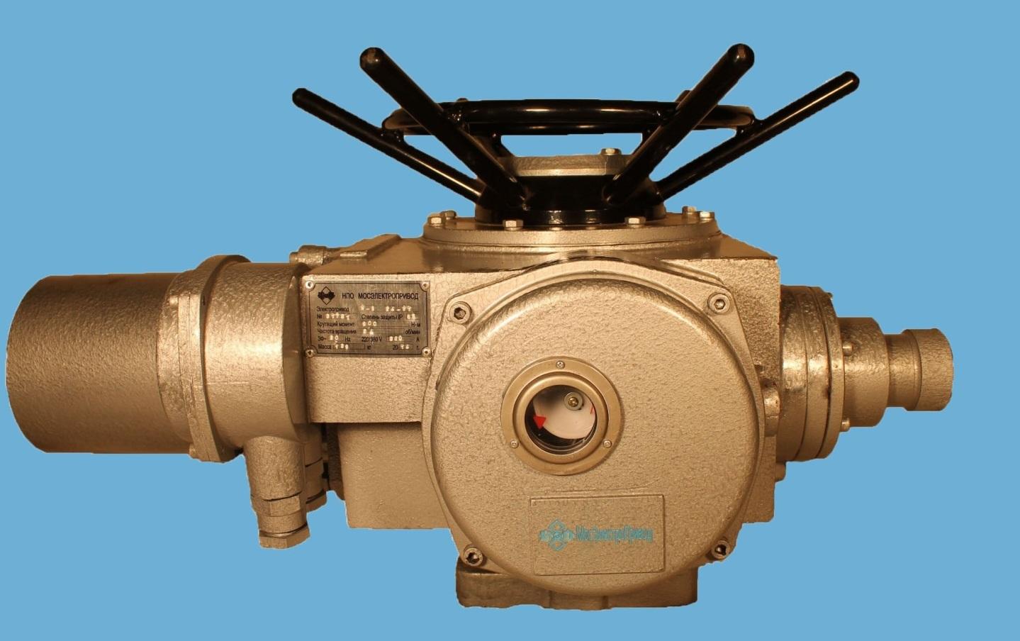 Электропривод МЭП Н-В модификация 2